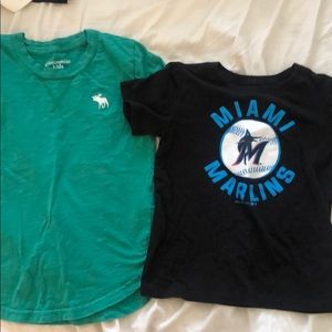 Lot of boys 5 year old clothing